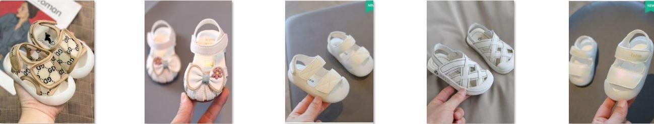 Dép tập đi là gì? Gợi ý mẫu dép đẹp mẹ nên mua cho bé