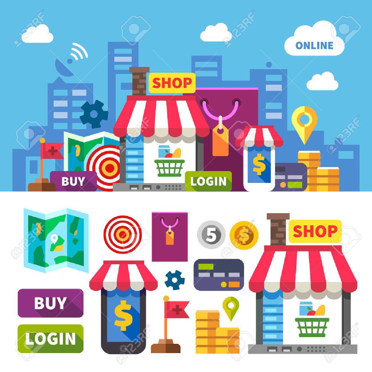 Tìm kiếm sản phẩm và shop uy tín