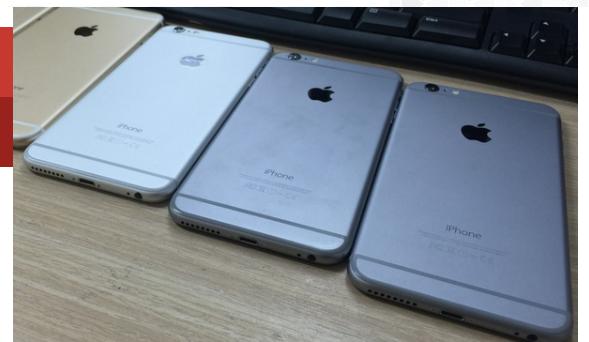 Cách nhận biết điện thoại iphone của Trung Quốc