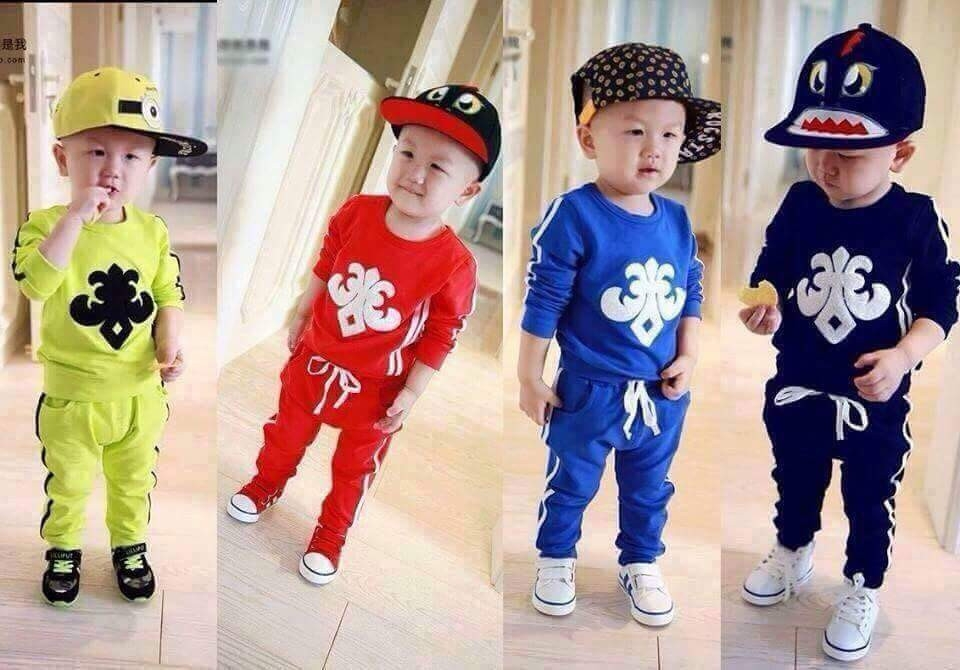Chuyên sỉ quần áo trẻ em trung quốc xuất khẩu
