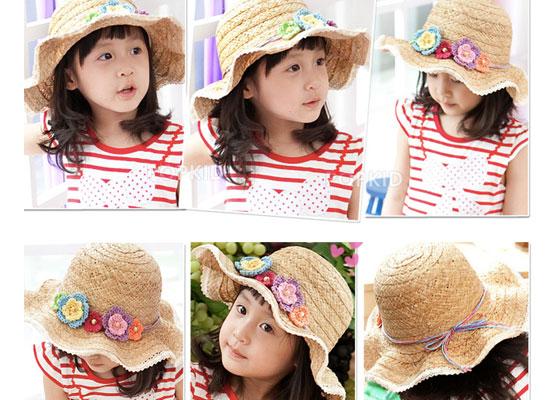 Mũ đi biển cho ngày hè nắng nóng