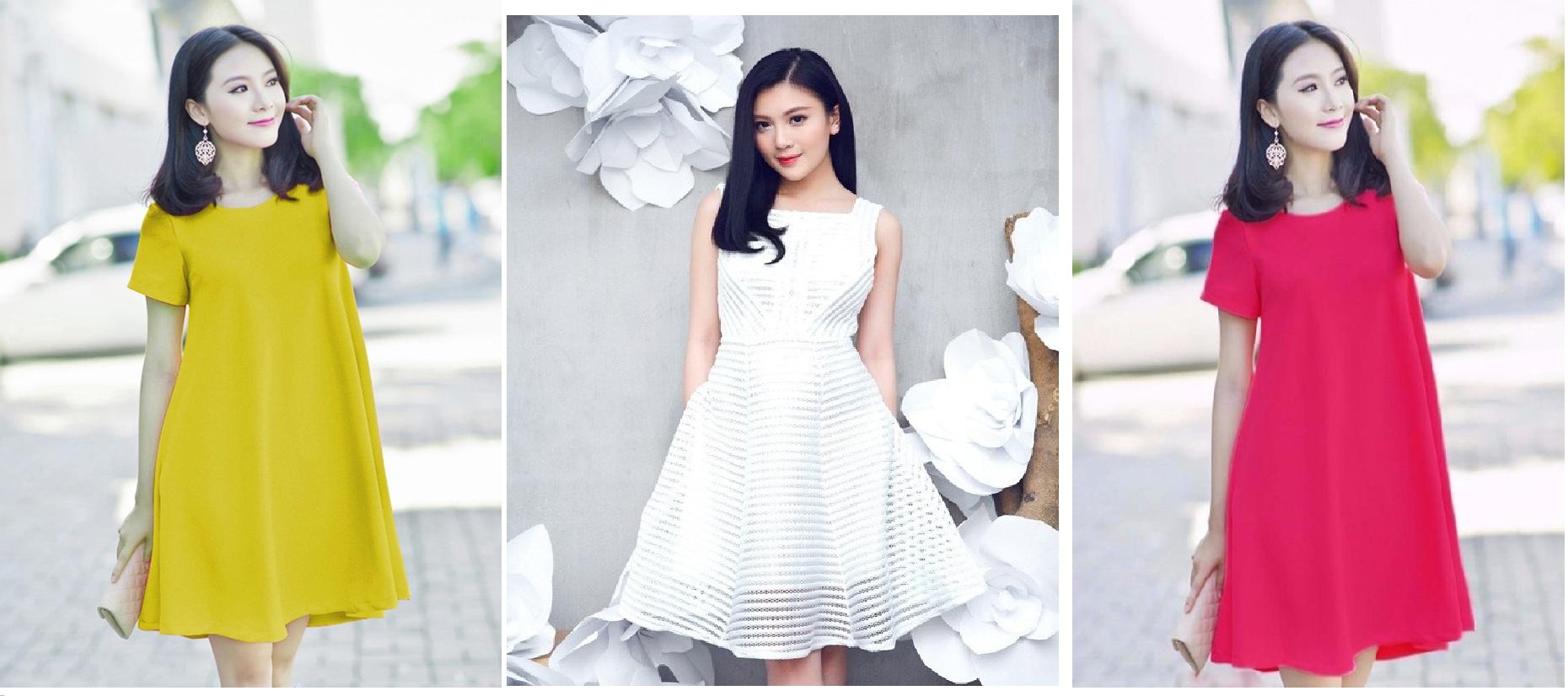 Tổng hợp link order váy, đầm bầu đẹp, giá rẻ trên Taobao