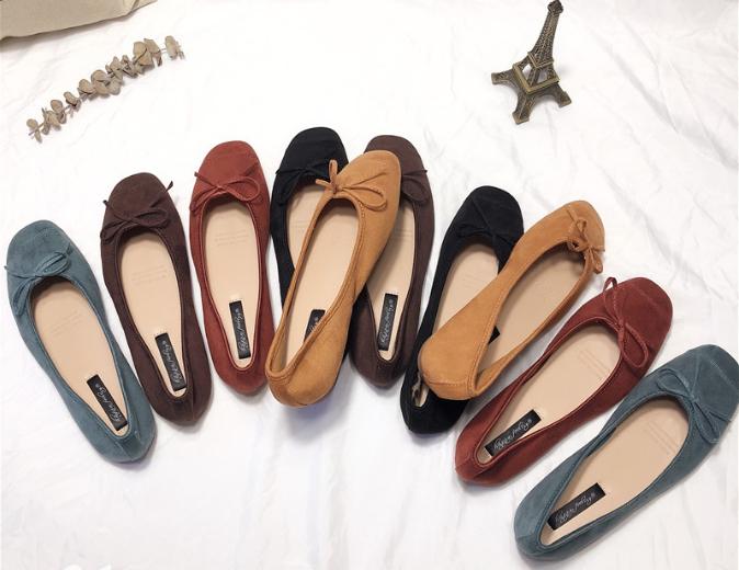 Đổ buôn giày búp bê Quảng Châu giá chỉ từ 30k