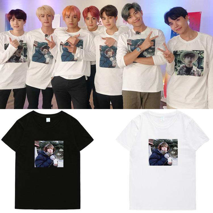 Sở hữu những chiếc áo của các chàng trai BTS chỉ từ 100k