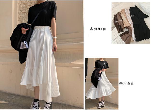 Order chân váy cho hè sành điệu (Part 2: Chân váy dài)