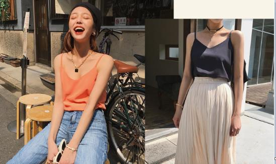 Áo 2 dây cực hot này sẽ giúp bạn thoả sức mặc đẹp với đủ loại phong cách trong mùa hè