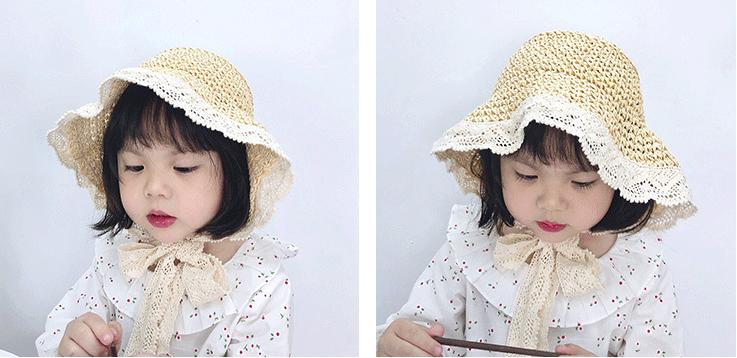 Order mũ siêu xinh cho bé gái với giá chỉ từ 60k