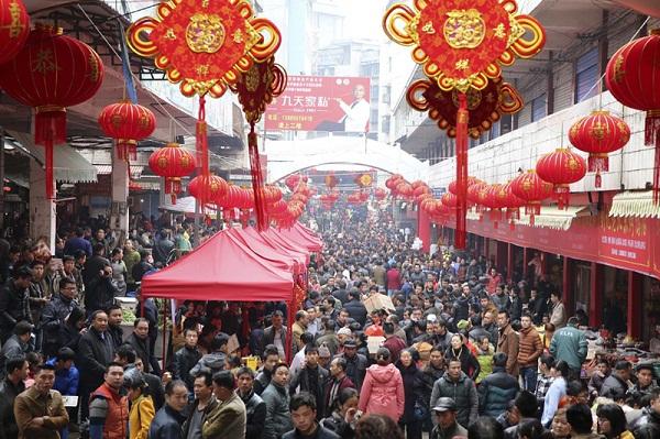 Nên mua sắm gì khi đi du lịch ở Quảng Châu Trung Quốc
