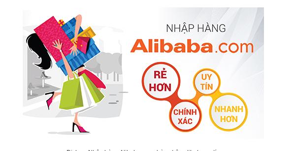 Nhập hàng Alibaba, hướng dẫn mua hàng trên Alibaba.com