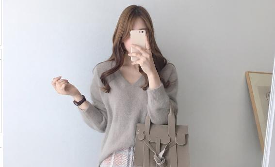 Áo len nữ siêu rẻ siêu đẹp giá chỉ từ 8.5 tệ