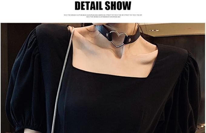 Tuyển tập những chiếc váy đen cực hot trên Taobao