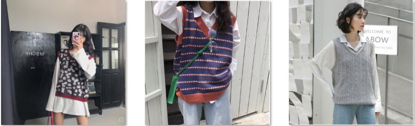 Áo len Gile - món đồ không thể thiếu trong những ngày thời tiết chuyển mùa