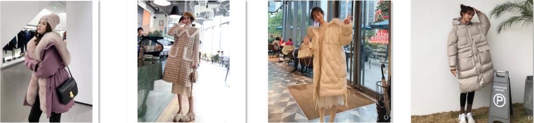 Mẫu áo khoác phao nữ khuấy đảo xu hướng đông 2019