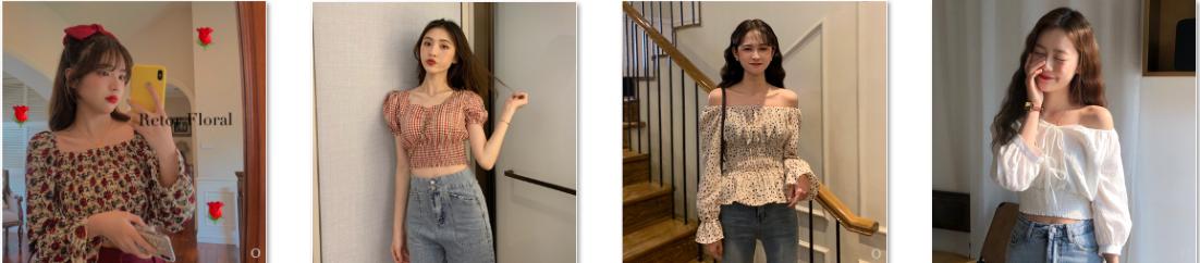 Những mẫu áo nữ chắc chắn sẽ thành trend trong xuân hè 2020