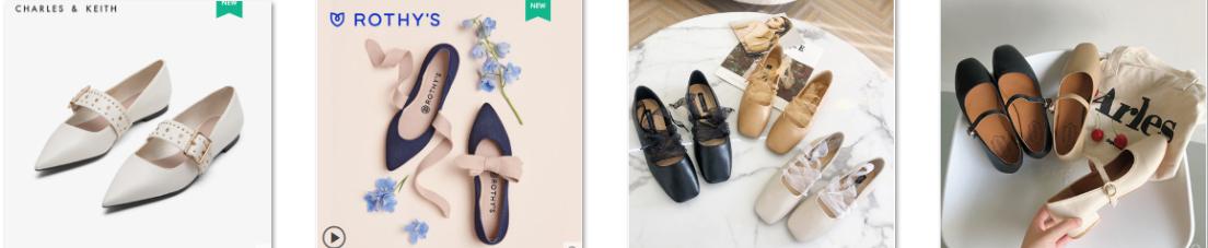 Mẫu giày đế bệt đảm bảo đắt hàng trong hè 2020