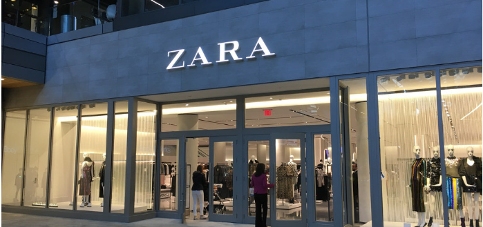 5 yếu tố tạo nên thành công của ZARA