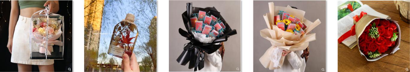 Link nguồn hàng quà tặng Valentine
