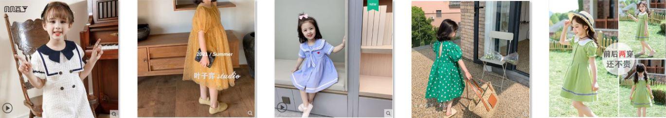 Váy mùa hè cho bé gái – những thiết kế mẹ không nên bỏ lỡ